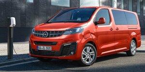 Opel Zafira Life: News, Gerüchte, Tests