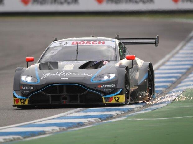 Paul di Resta, Aston Martin