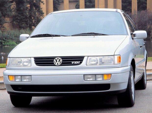 Die Geschichte des VW Passat in den USA