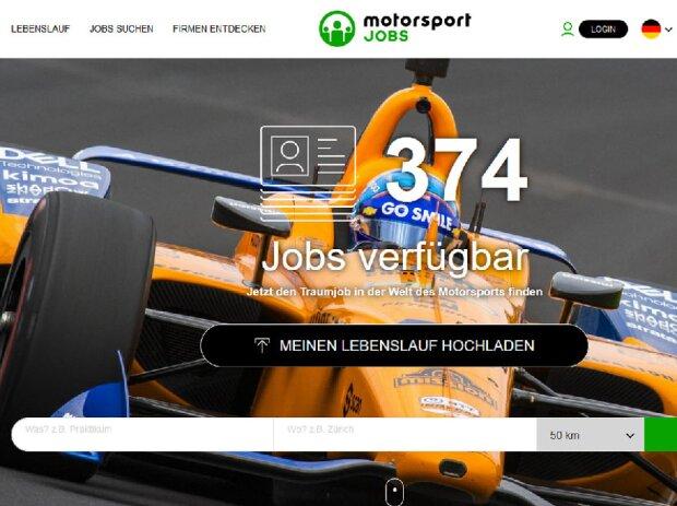 Motorsport Jobs