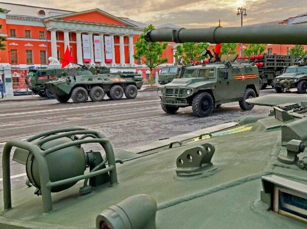 Russlands Siegesparade 2020