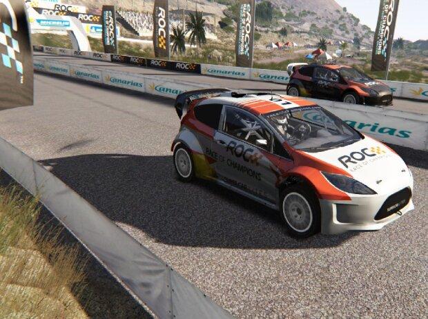 E-Sport: ROC virtuell