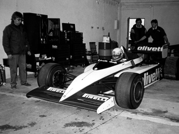 Willy Ribbs, Brabham