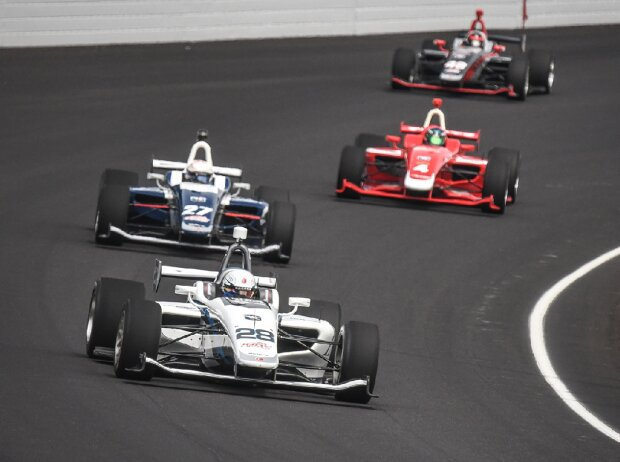 Indy Lights 2019 in Indianapolis