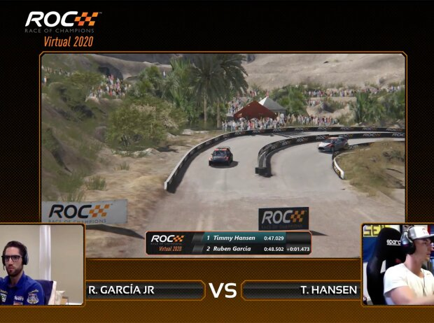 E-Sport: ROC virtuell