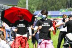Charles Leclerc (Ferrari) und Lance Stroll (Racing Point)