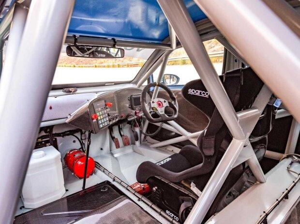 Volkswagen GTI GTC Race Car