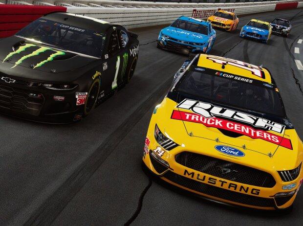 Videospiel: NASCAR Heat 5
