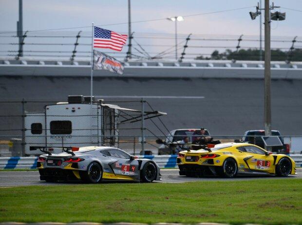 IMSA auf dem Rundkurs in Daytona