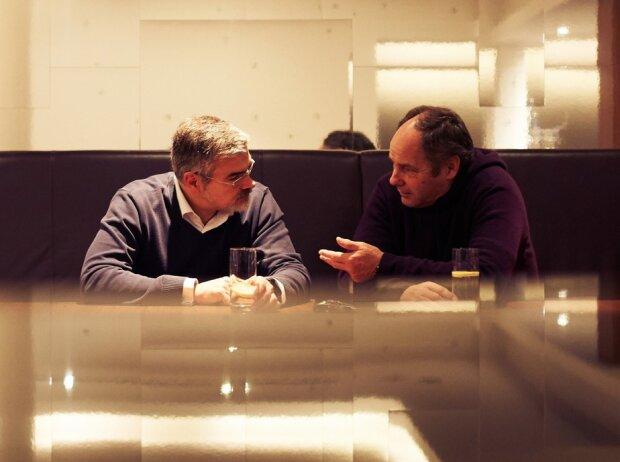 Dieter Gass, Gerhard Berger