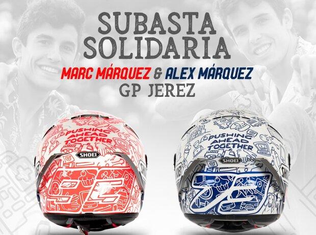 Marquez Helm Corona Jerez