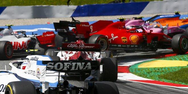 Leclerc Nimmt Schuld Für Ferrari Crash Auf Sich War Ein Arschloch