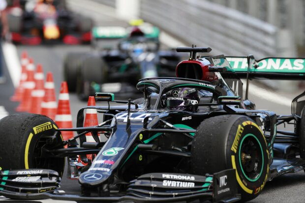 Lewis Hamilton Valtteri Bottas Mercedes Mercedes F1 ~Lewis Hamilton (Mercedes) und Valtteri Bottas (Mercedes) ~