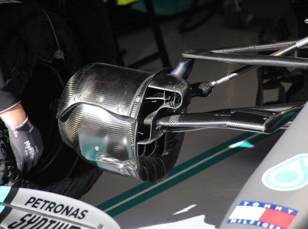 Mercedes-Bremse