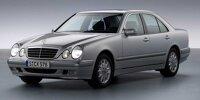 Silberjubiläum: 25 Jahre Mercedes-Benz E-Klasse der Baureihe 210