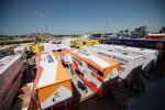 Paddock in Jerez