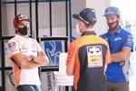 Marc Marquez (Honda) und Pol Espargaro (KTM)