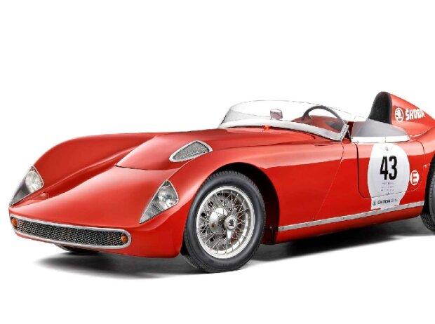Skoda 1100 OHC (1957)