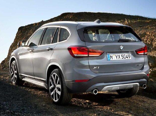 BMW X1 Facelift von 2019