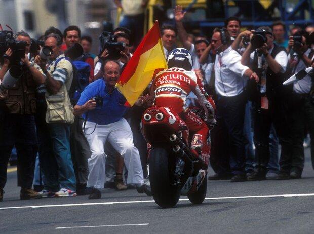 Alberto Puig 1995