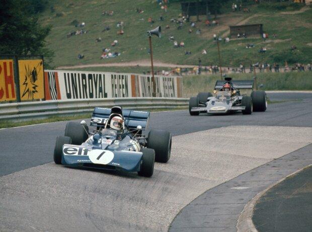 Jackie Stewart, Nürburgring-Nordschleife, 1973