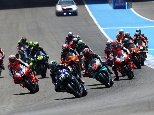 Start Jerez