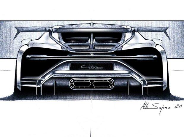 Bugatti Chiron Pur Sport und Super Sport 300+