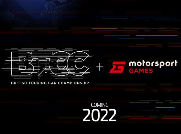 Logos: BTCC, Motorsport Games