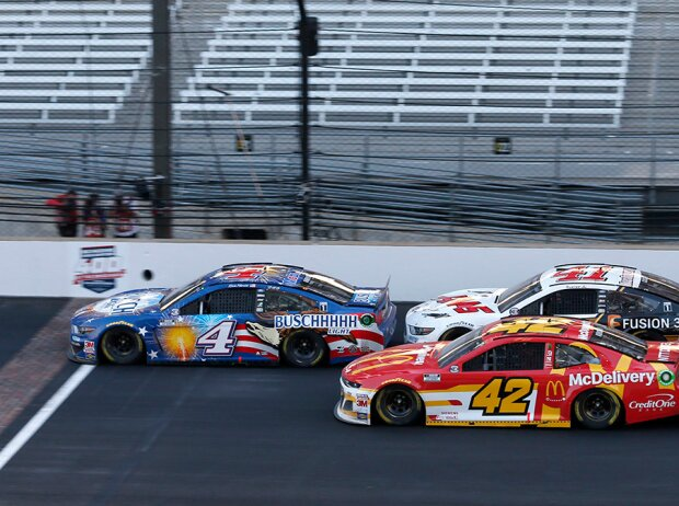 Kevin Harvick, Matt Kenseth