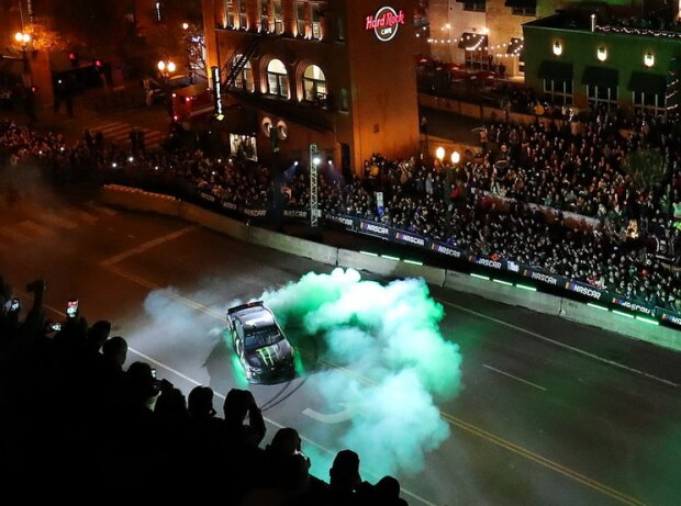 NASCAR Champions-Week 2019 in Nashville: Kurt Busch