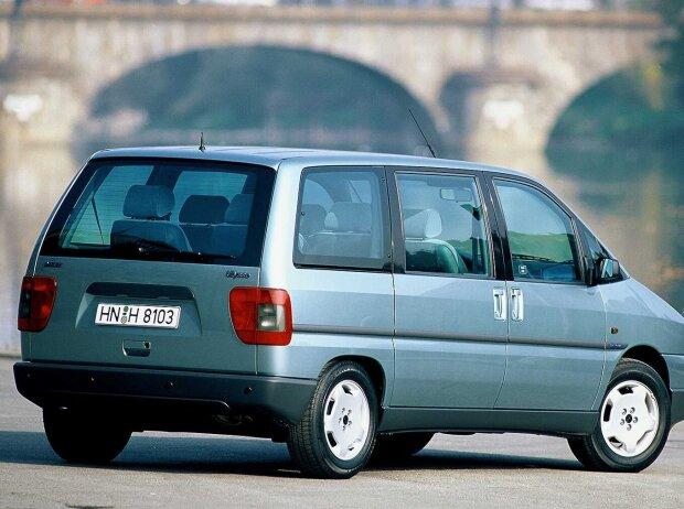 Euro-Vans der ersten Generation