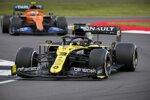 Daniel Ricciardo (Renault) und Lando Norris (McLaren)