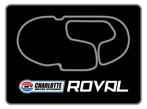 Roval des Charlotte Motor Speedway