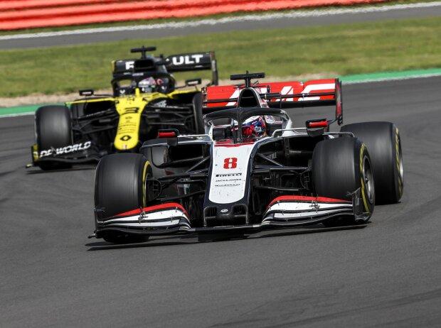 Romain Grosjean, Daniel Ricciardo