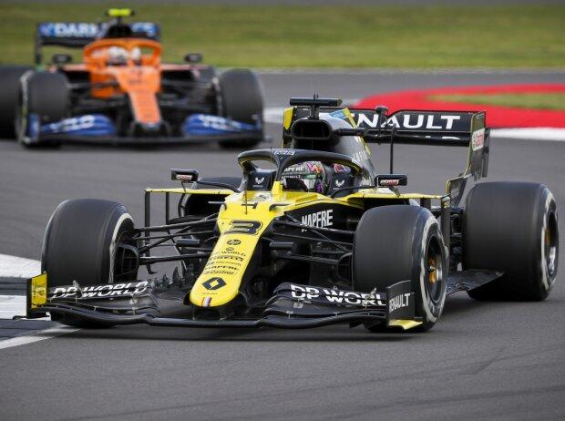 Daniel Ricciardo, Lando Norris