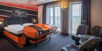 V 8 Hotel Motorworld Köln Rheinland