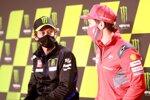 Valentino Rossi und Andrea Dovizioso