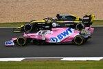Nico Hülkenberg (Racing Point) und Daniel Ricciardo (Renault)
