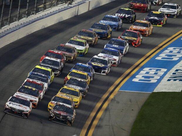 Restart beim Daytona 500 2019