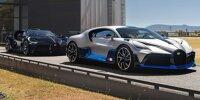 Bugatti Divo (2020) Kundenfahrzeuge