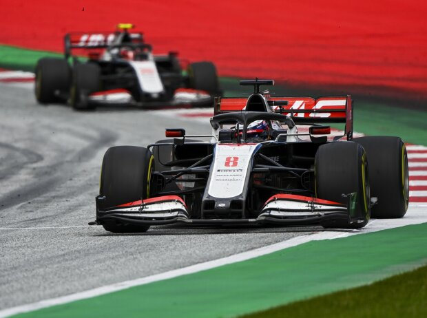 Romain Grosjean, Kevin Magnussen