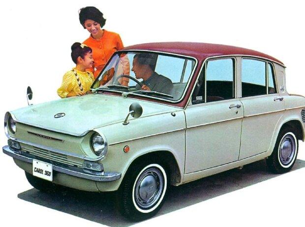 80 Jahre Mazda-PKWs