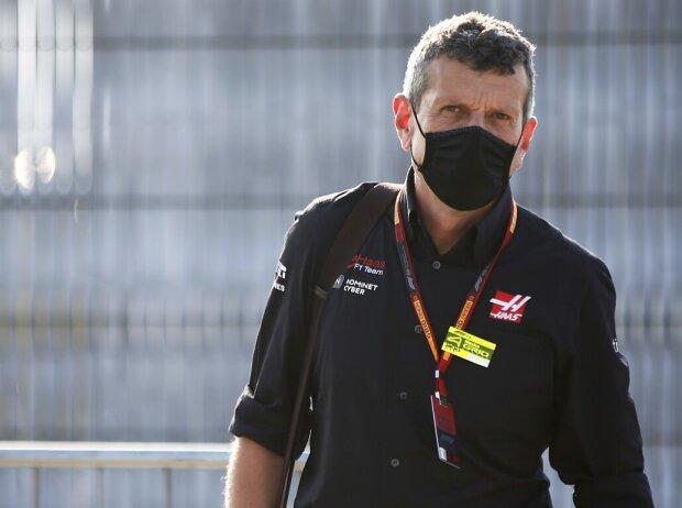 Günther Steiner, Teamchef Haas