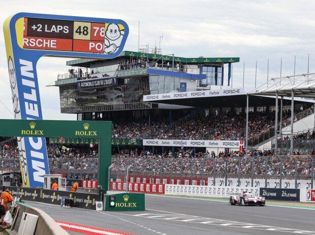 24h Le Mans, Zuschauer, Fans, Tribünen