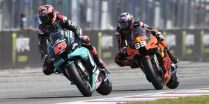 Fabio Quartararo warnt vor KTM: