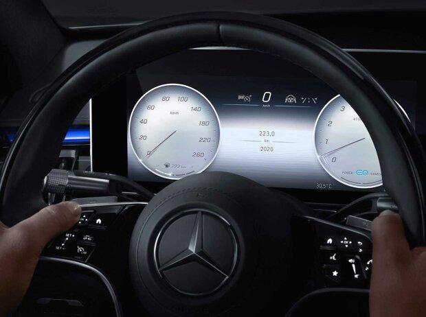 Mercedes S-Klasse (2021)
