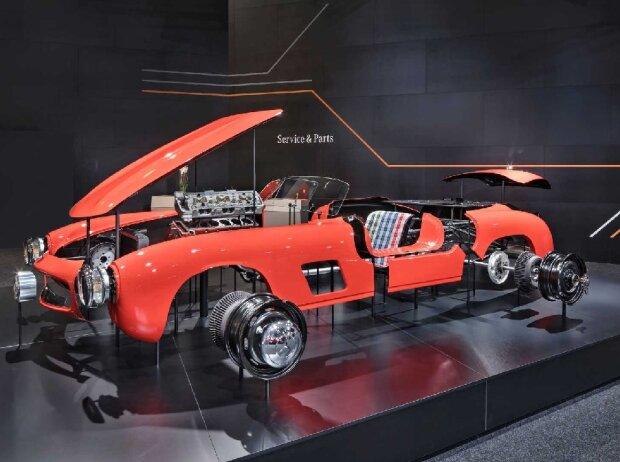 Mercedes 300 SL Ersatzteile