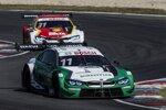 Marco Wittmann (RMG-BMW) und Sheldon van der Linde (RBM-BMW)