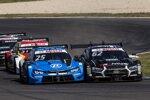 Philipp Eng (RBM-BMW) und Ferdinand Habsburg (WRT )
