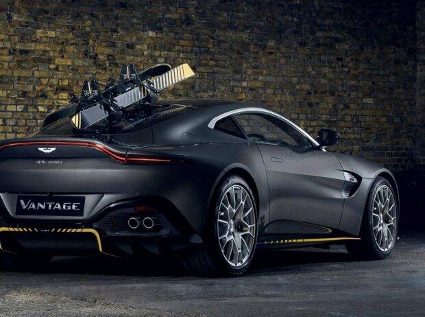 Aston Martin Vantage 2020 007 Edition Und Dbs Superleggera 007 Edition